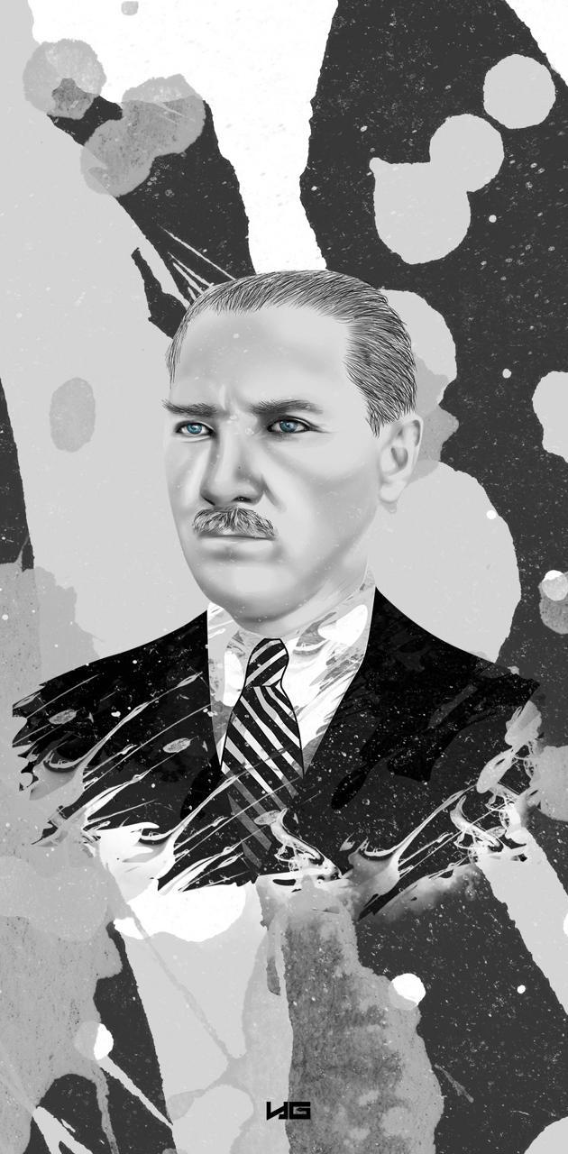 Ataturk Wallpaper
