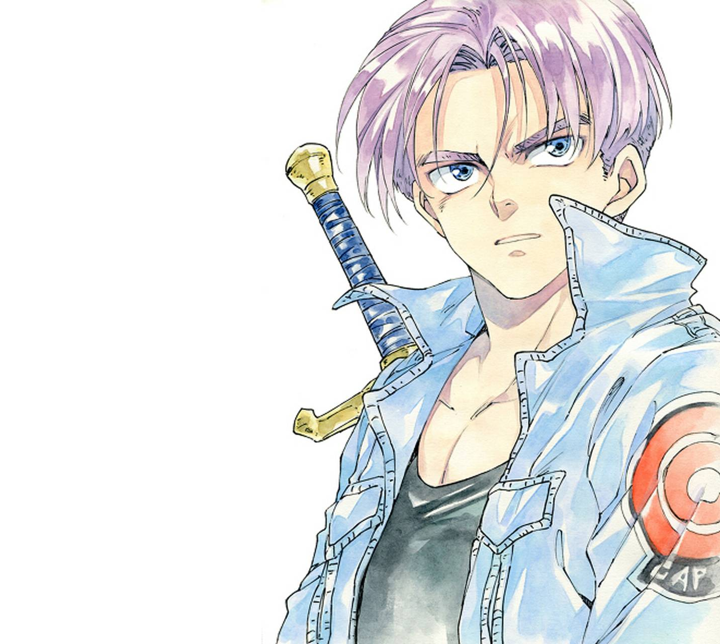 Trunks Painting