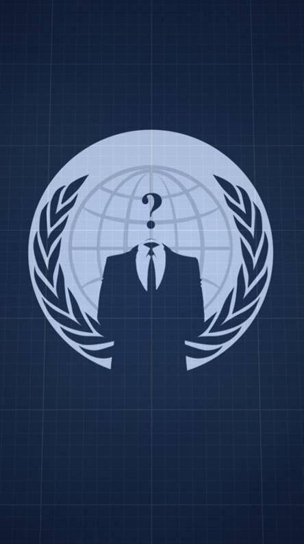 94  Gambar Keren Anonymous Terlihat Keren