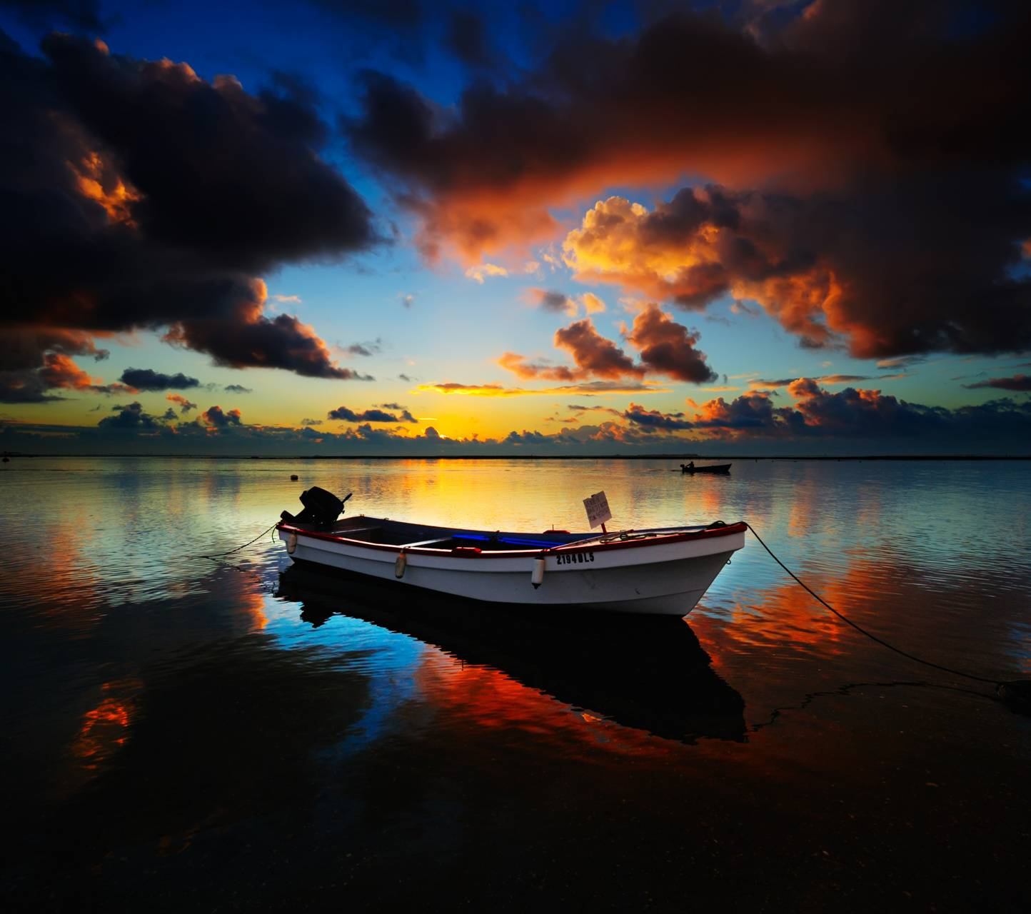Alone Boat