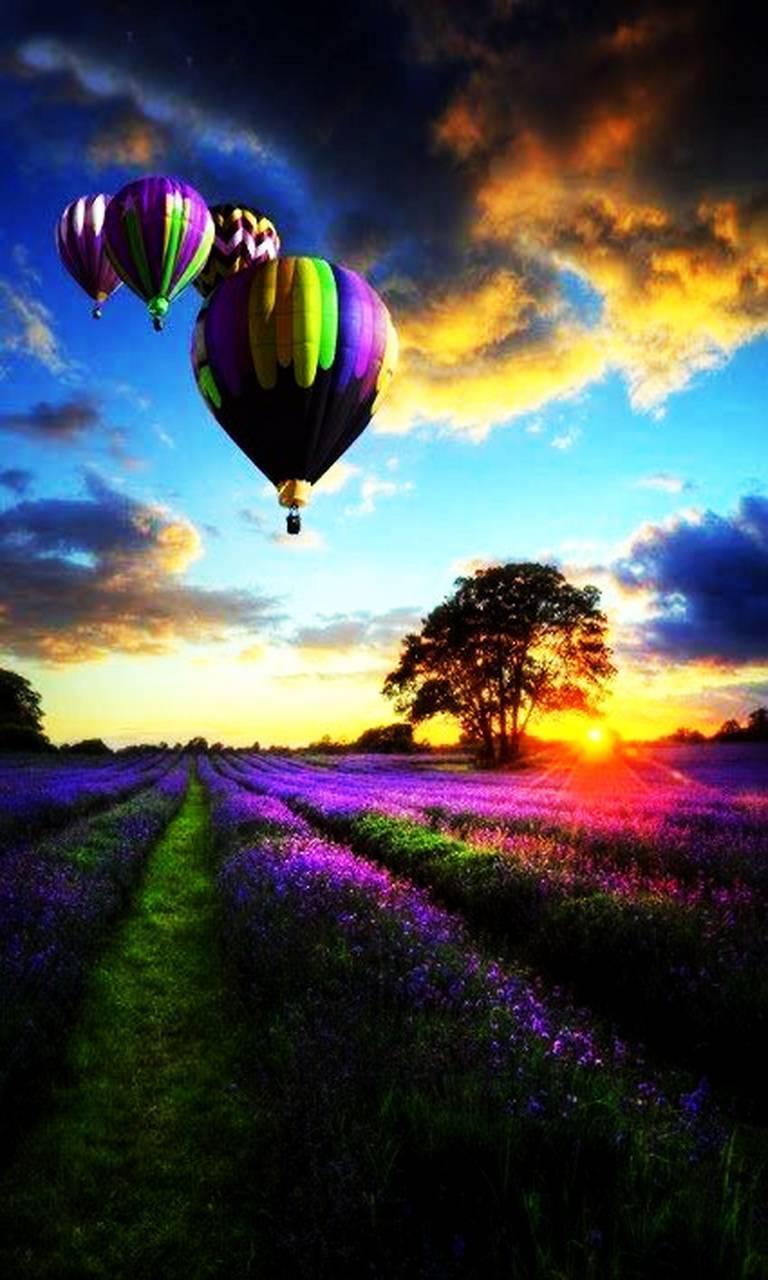 Parachute Balloon