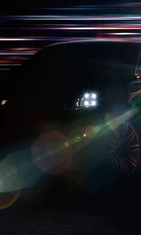 Porsche Macan Lights