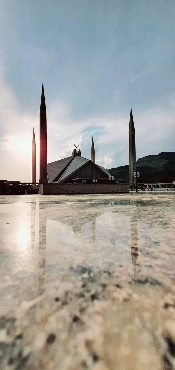 Faisal MosqueCapital