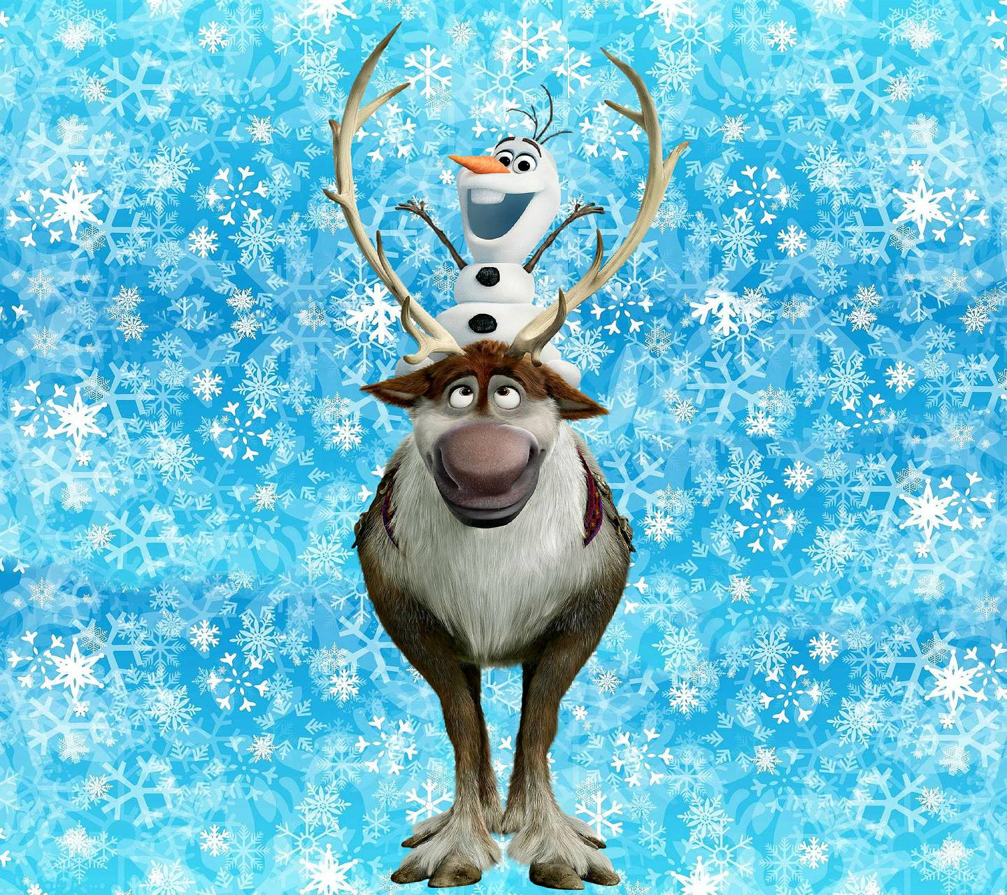 Olaf Wallpapers: Olaf Sven Wallpaper By ____S