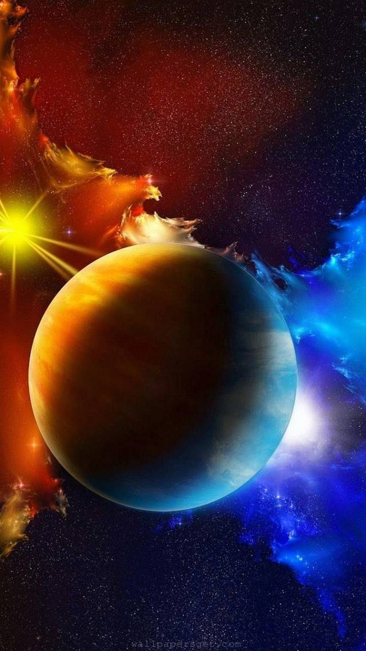 Colorful Galaxy Wallpaper By Lov3abl3 4e Free On Zedge