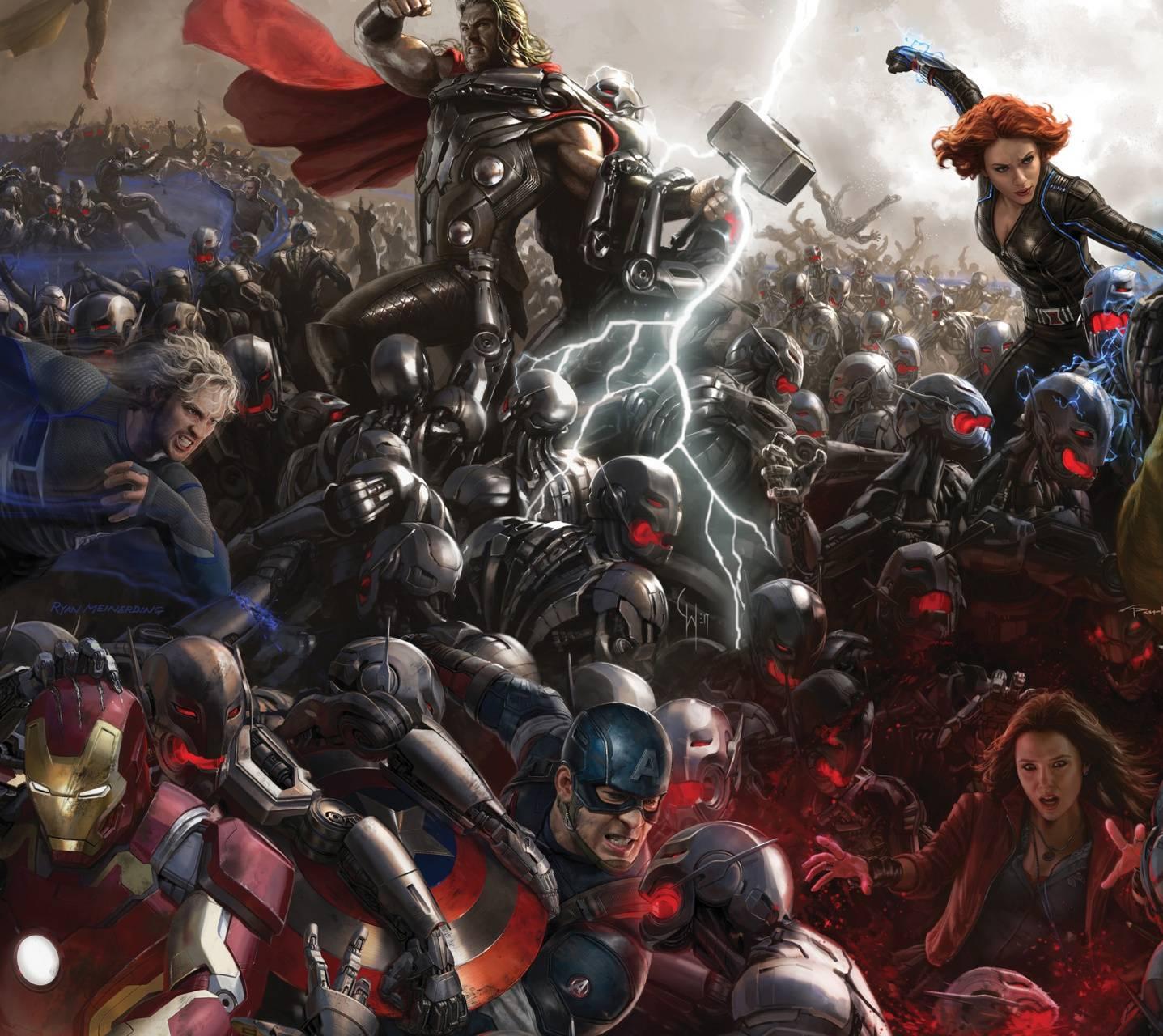 Avengers Concept