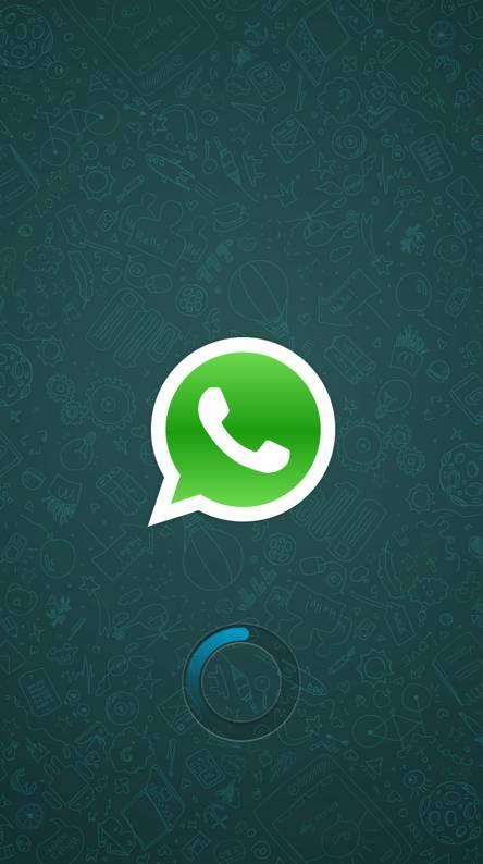 whatsapp loading