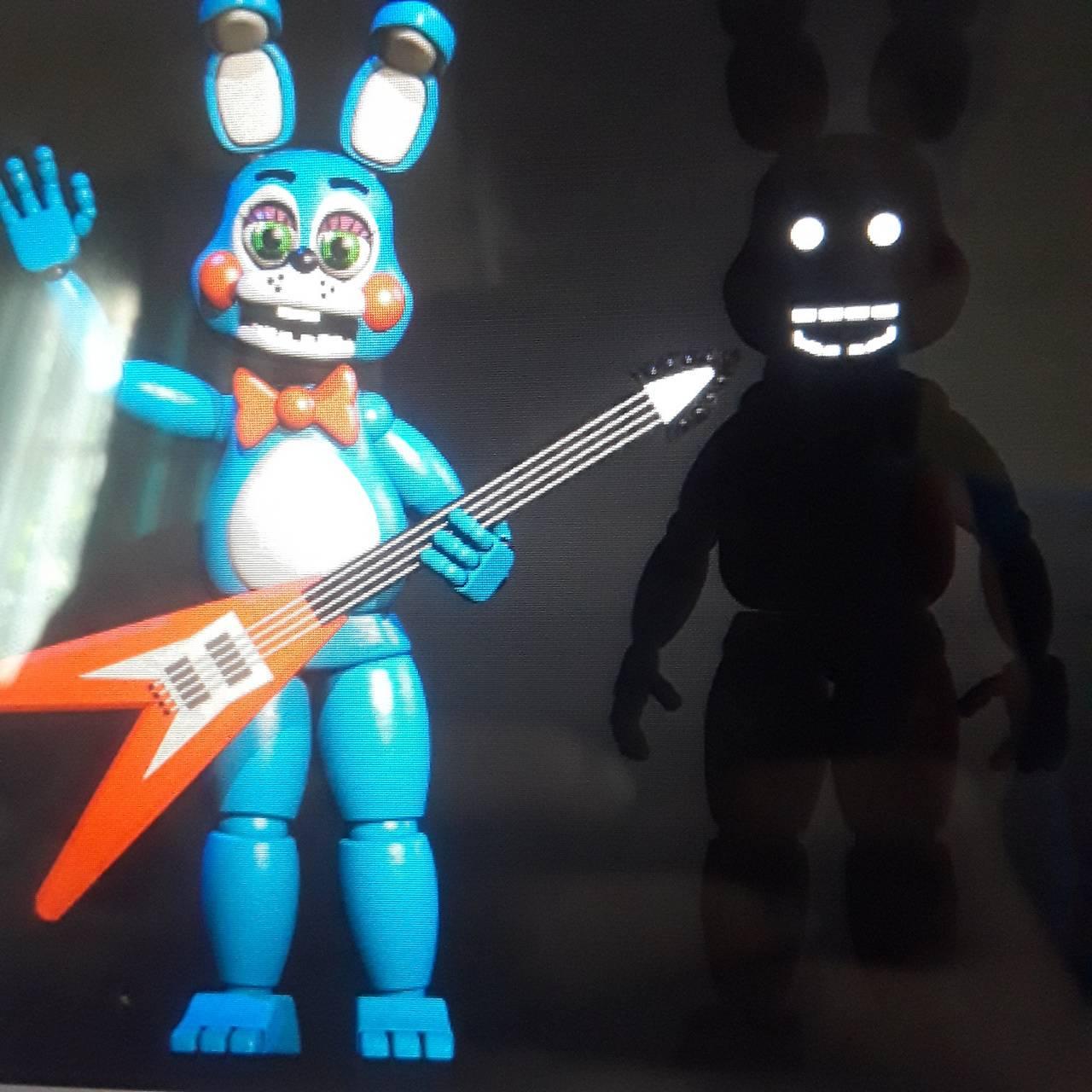 Toy Bonnie-Shadow B