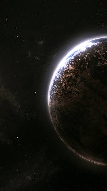 Dark Planet Wallpapers