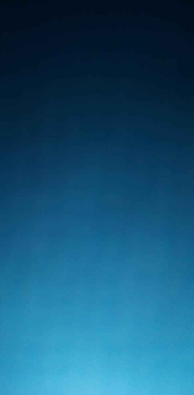 Sun rise baby blue