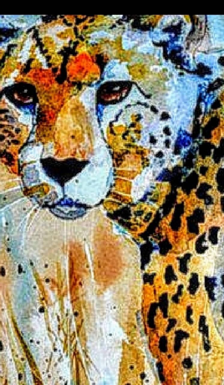 Cheetah Princess