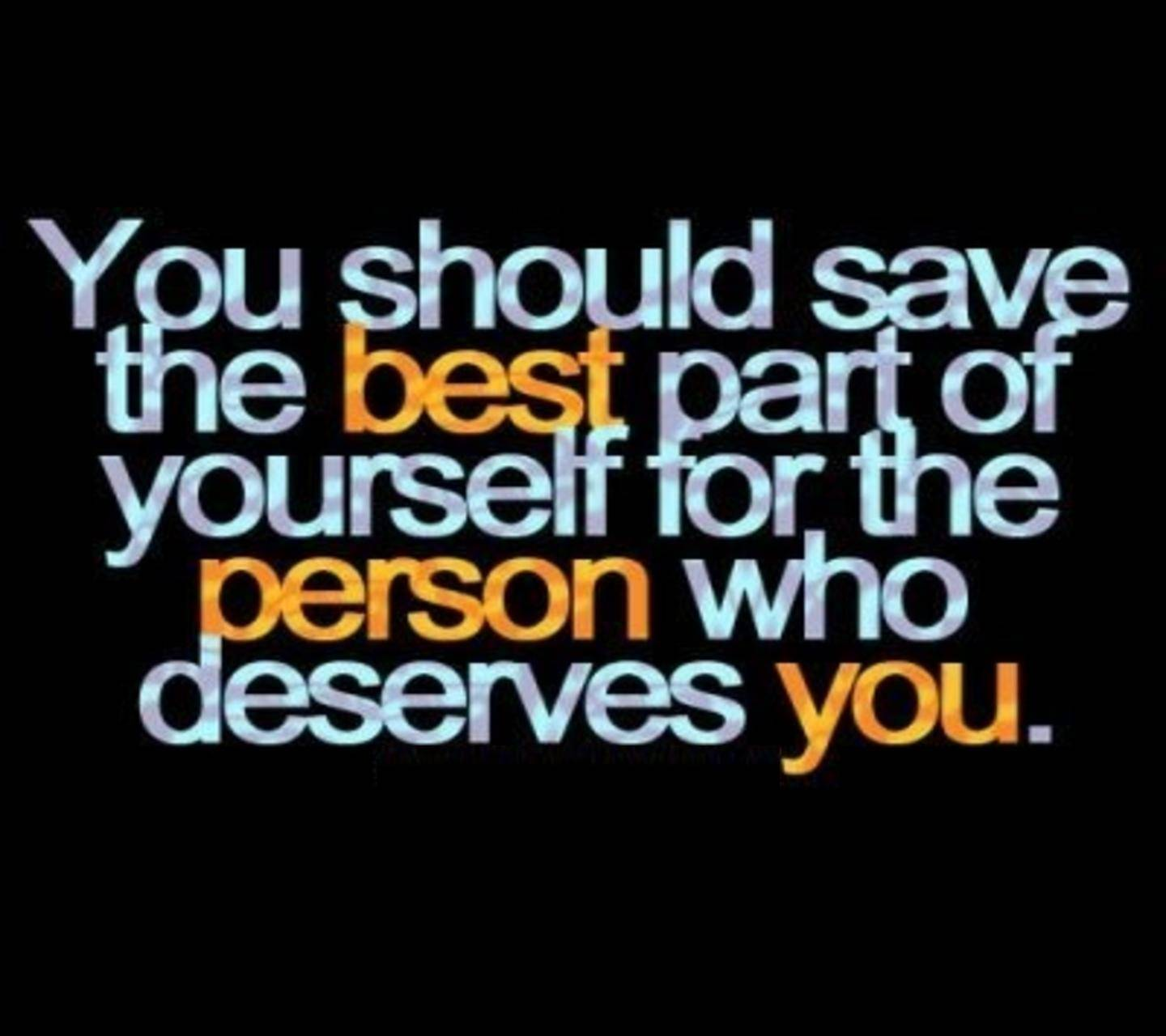 The Best Part Of You