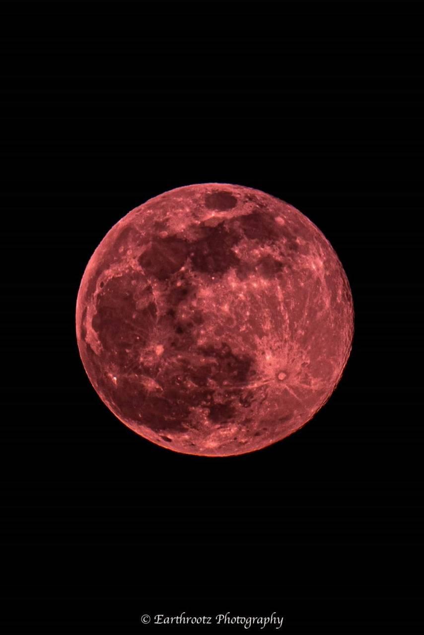 Pink moon 2020