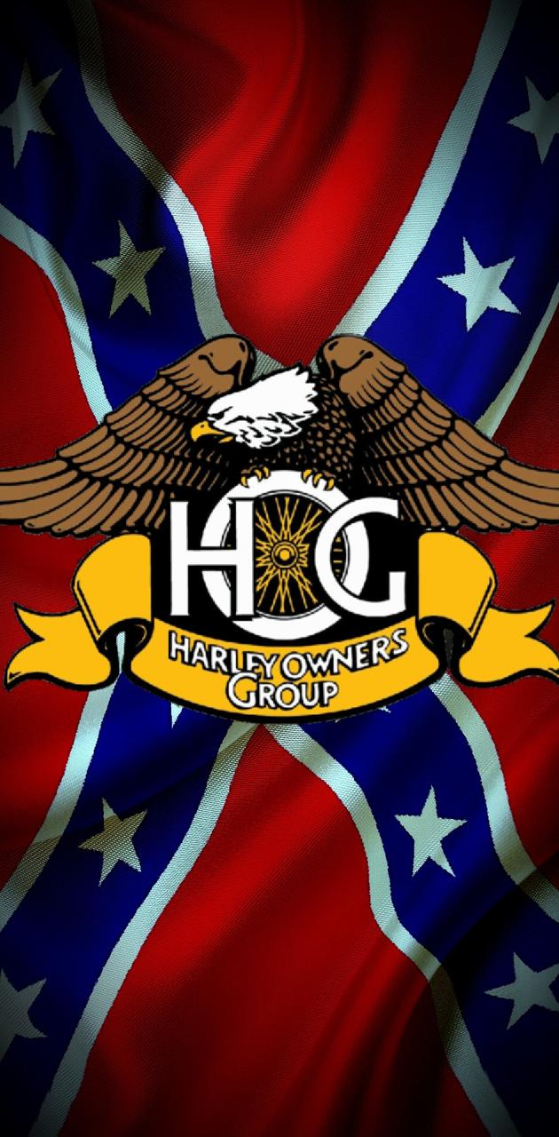 Rebel Harley group