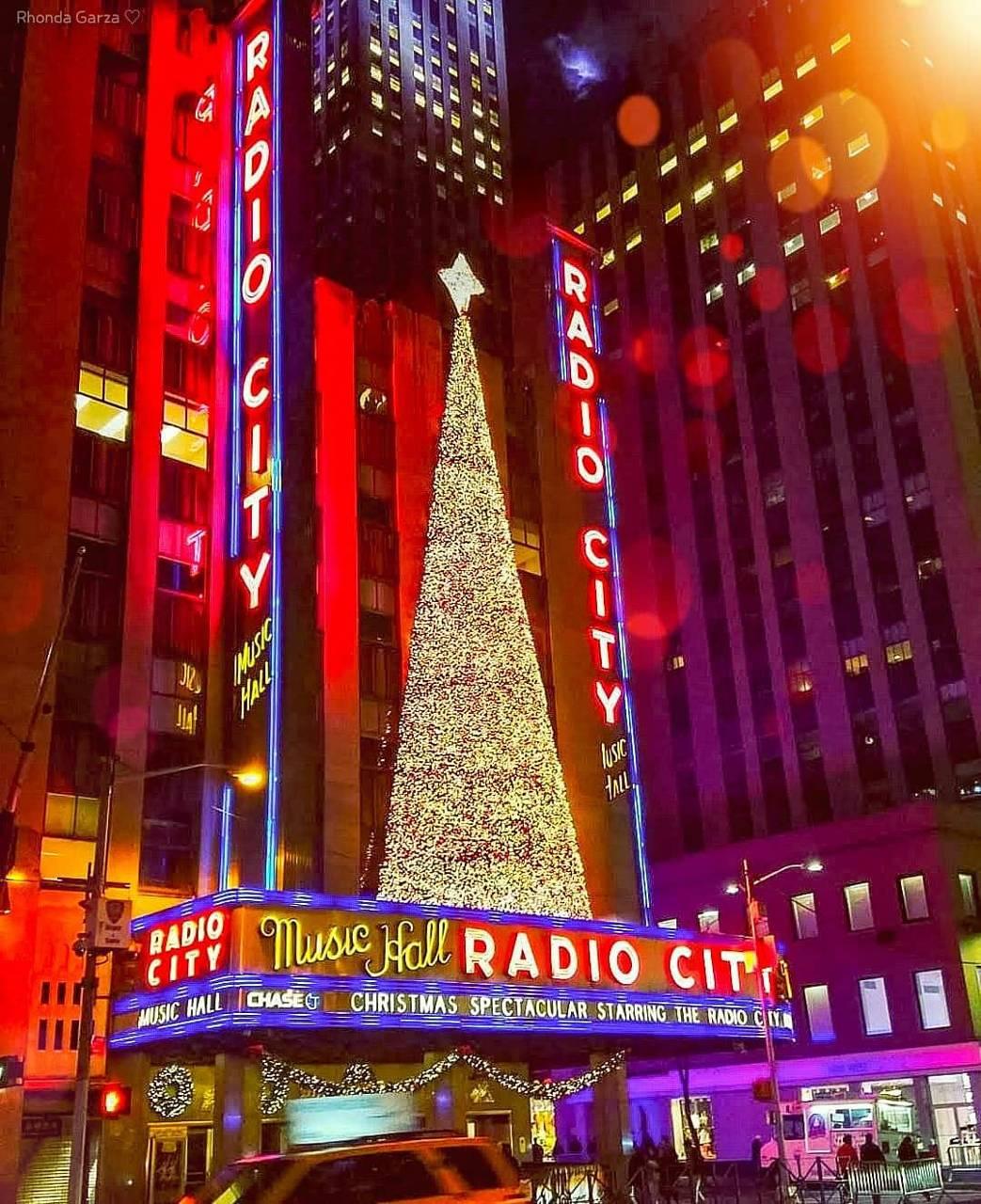NYC Radio City 2016