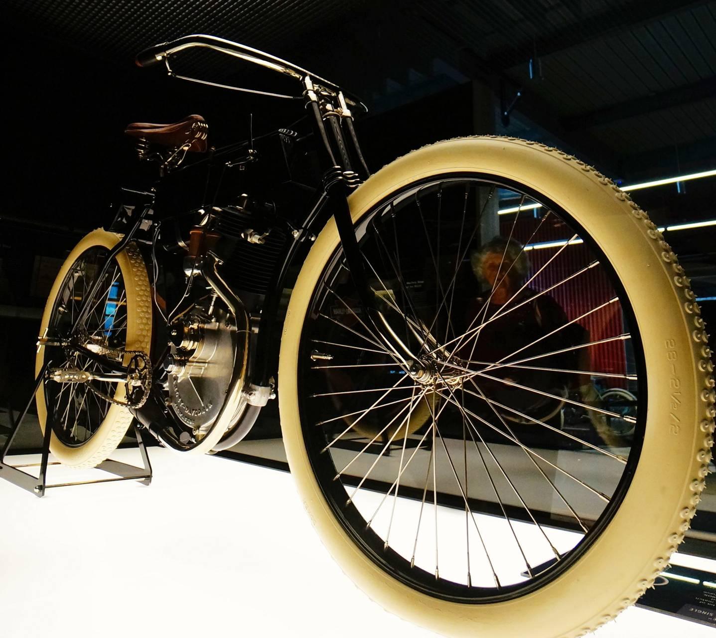 Vintage Motorcycle 8