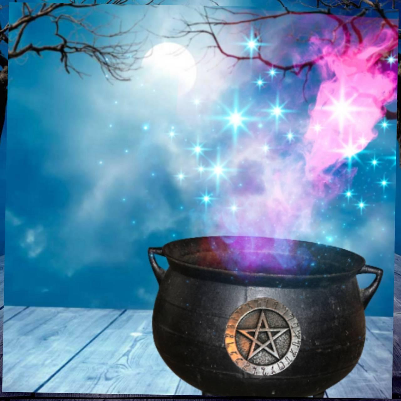 Cauldron of Magick