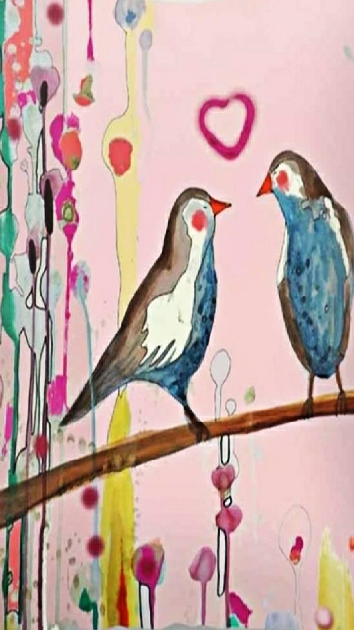 Its Love Birds