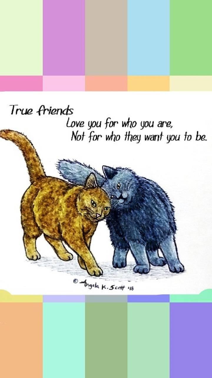 True Friends Cats