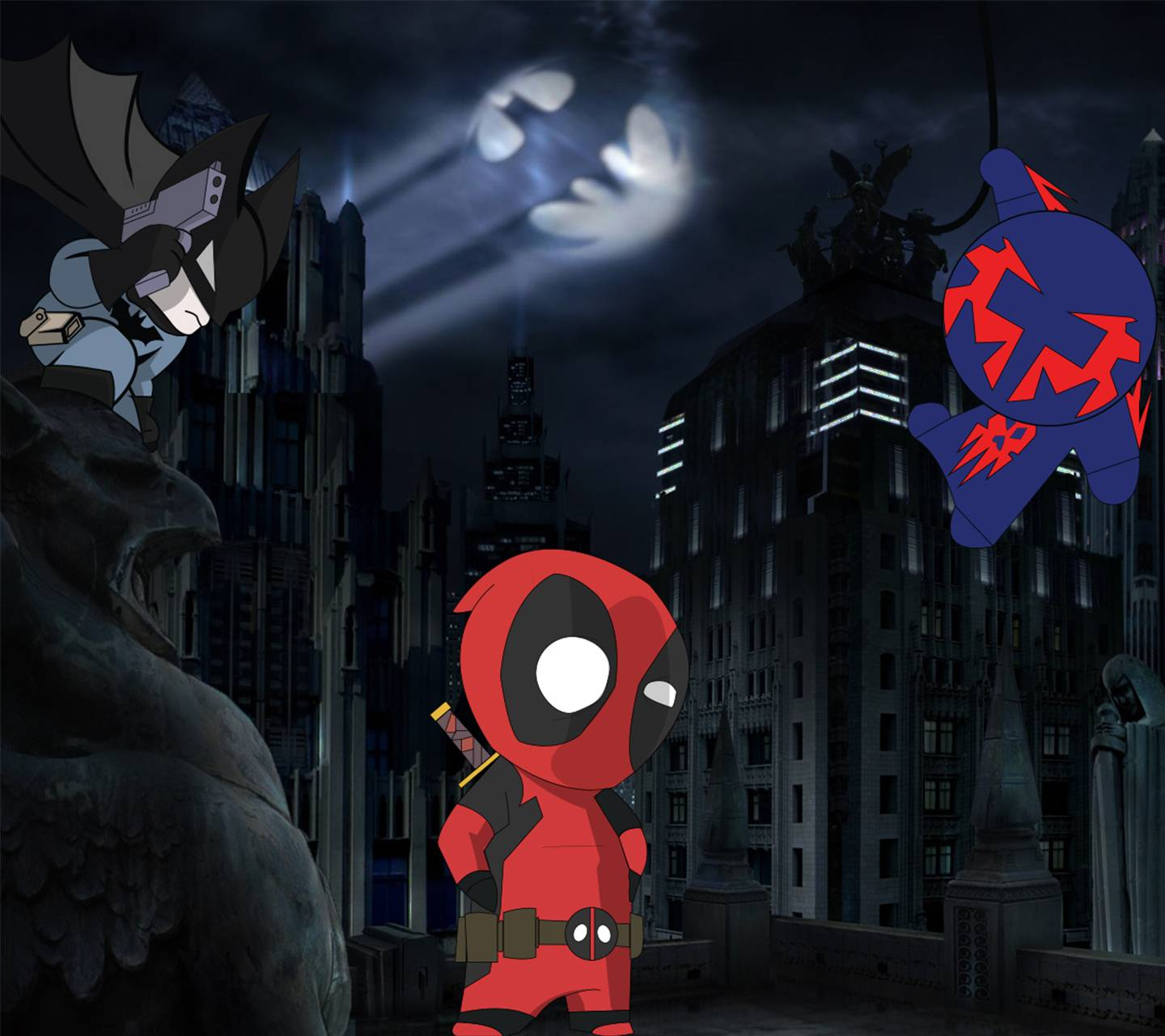 DeadPool Crossover