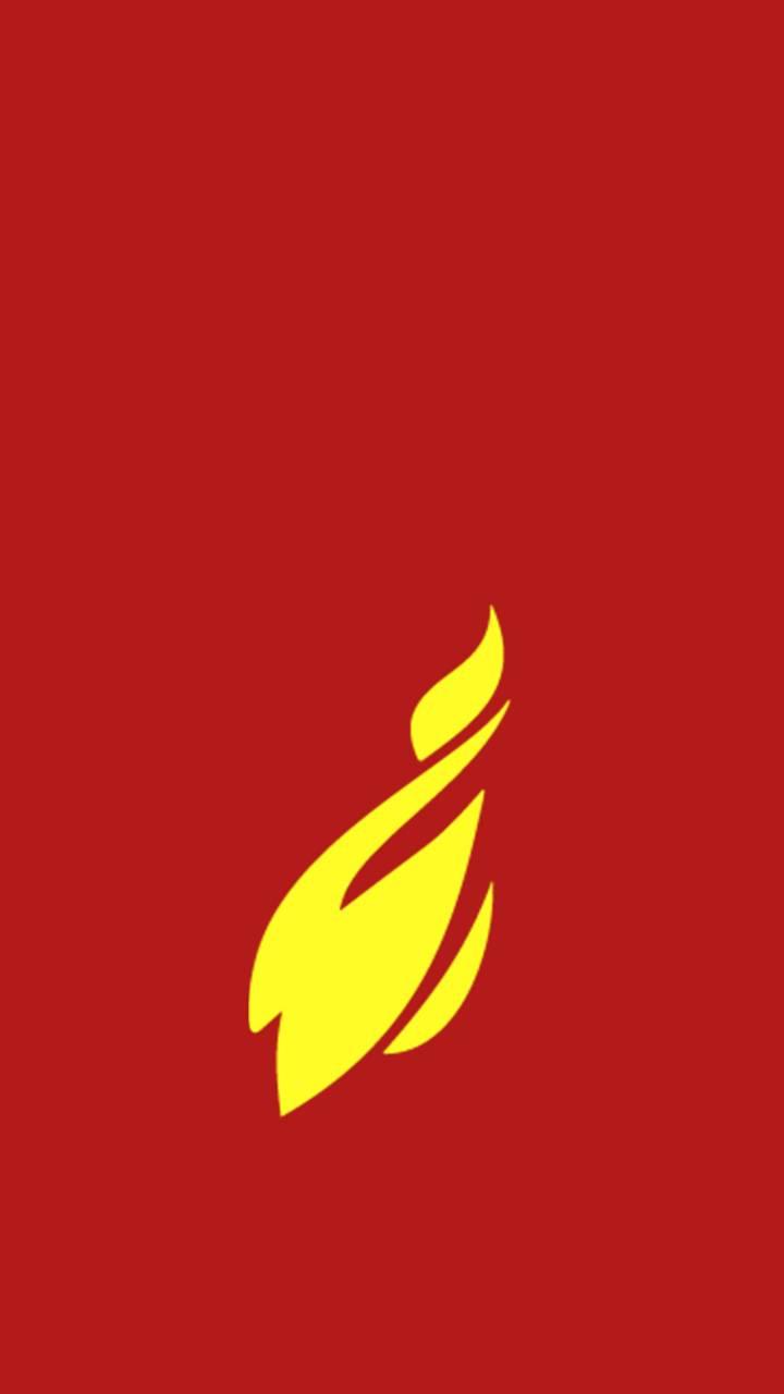 yellow-flame