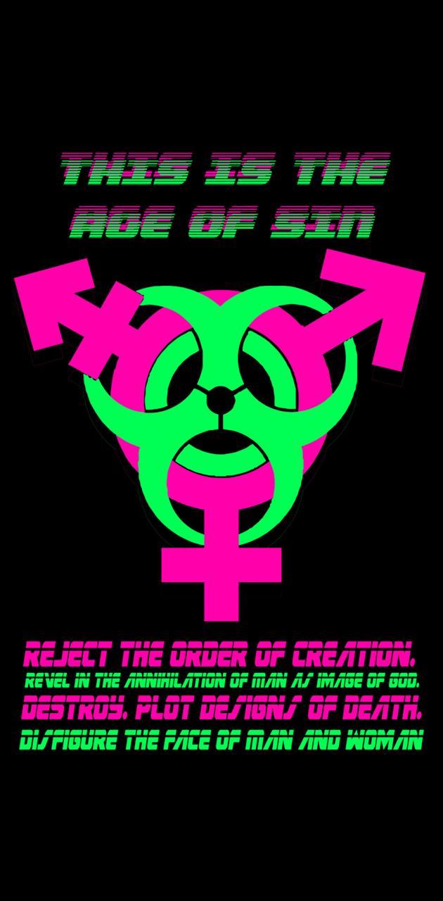 Punk Trans Wallpaper