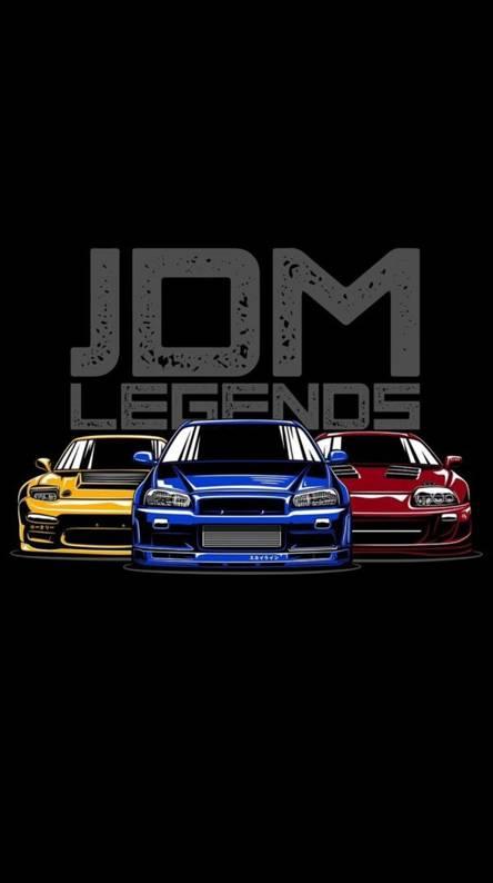 Jdm legends