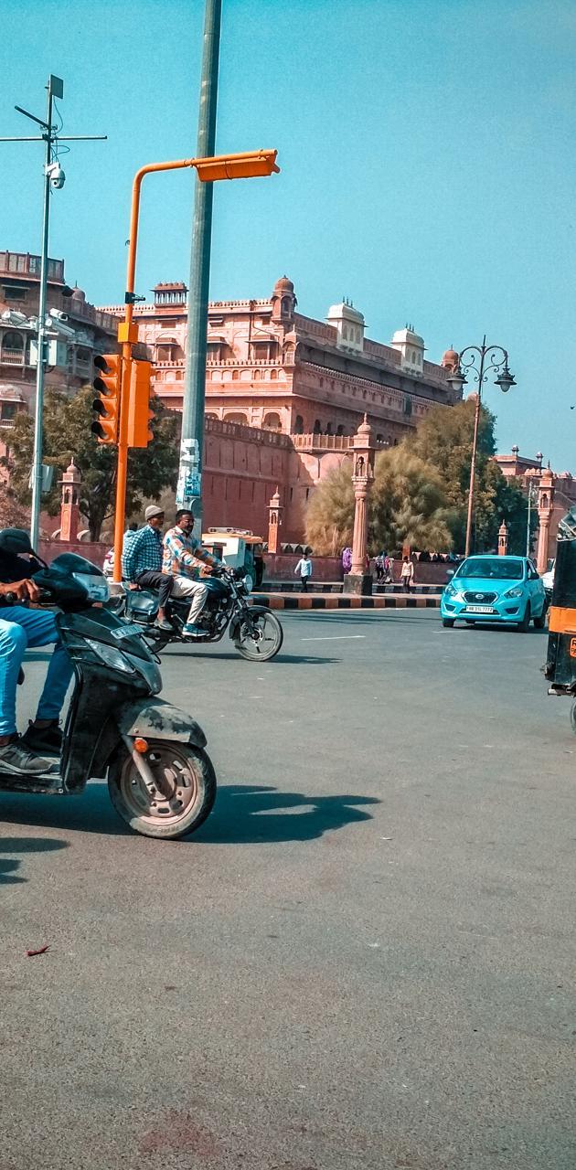 Bikaner street