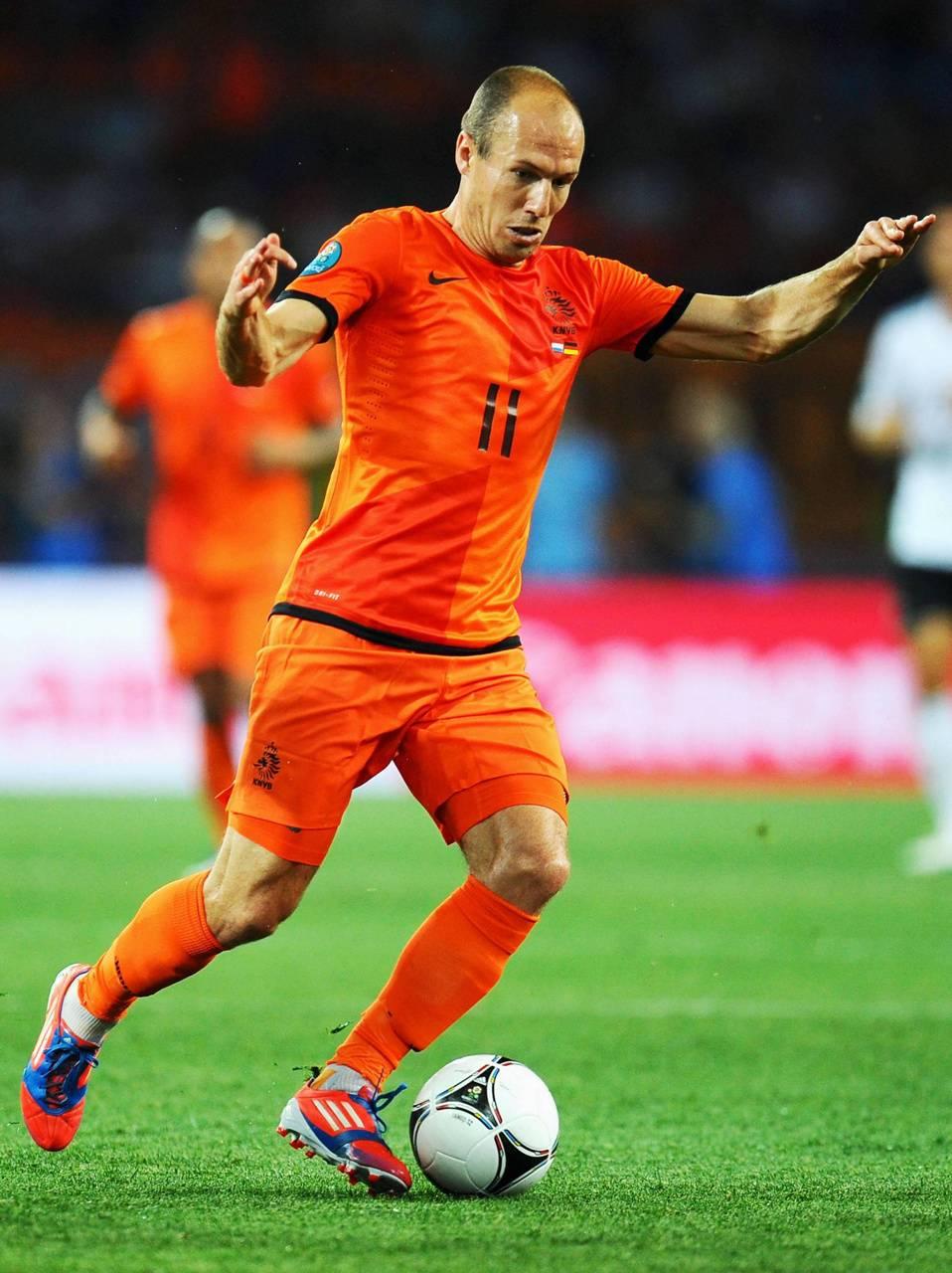 Arjen Robben hd