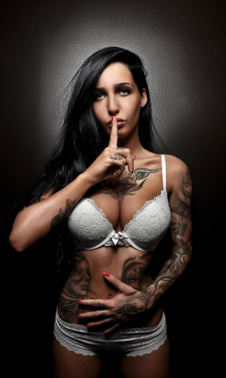 Tattoo Girl Hd wallpaper by ...