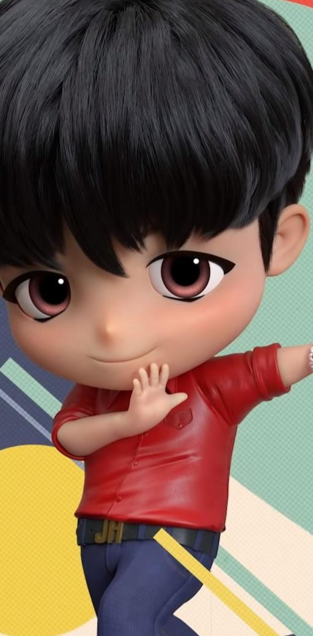 Tiny Tan Jhope