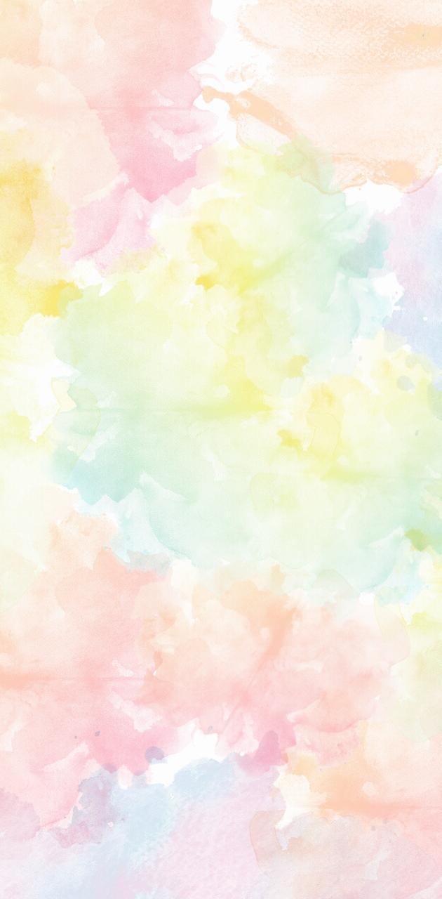 Pastel Watercolor