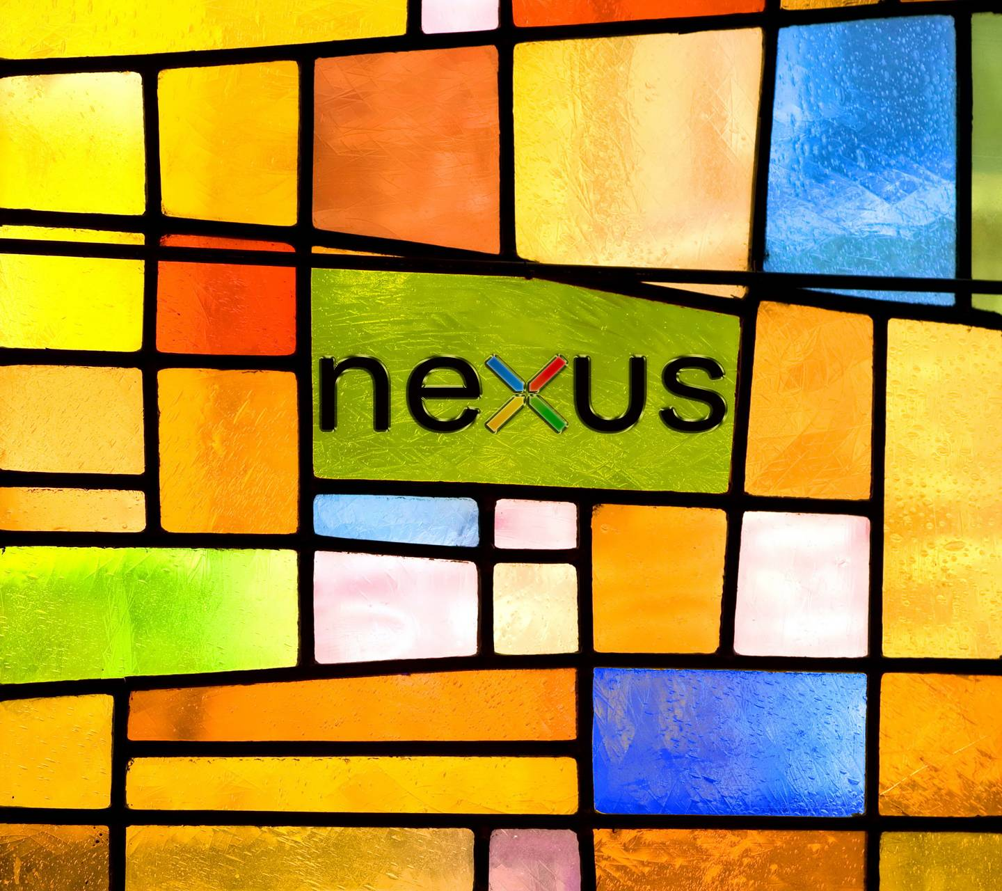 Nexus Stained Glass