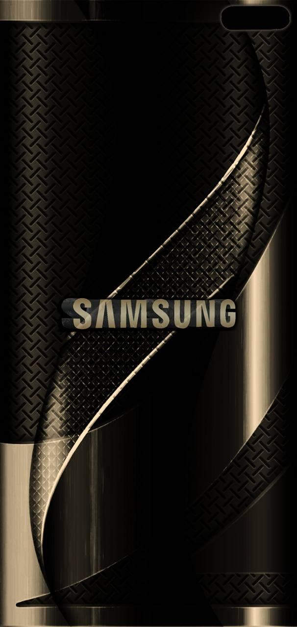 SAMSUNG Logo cutout