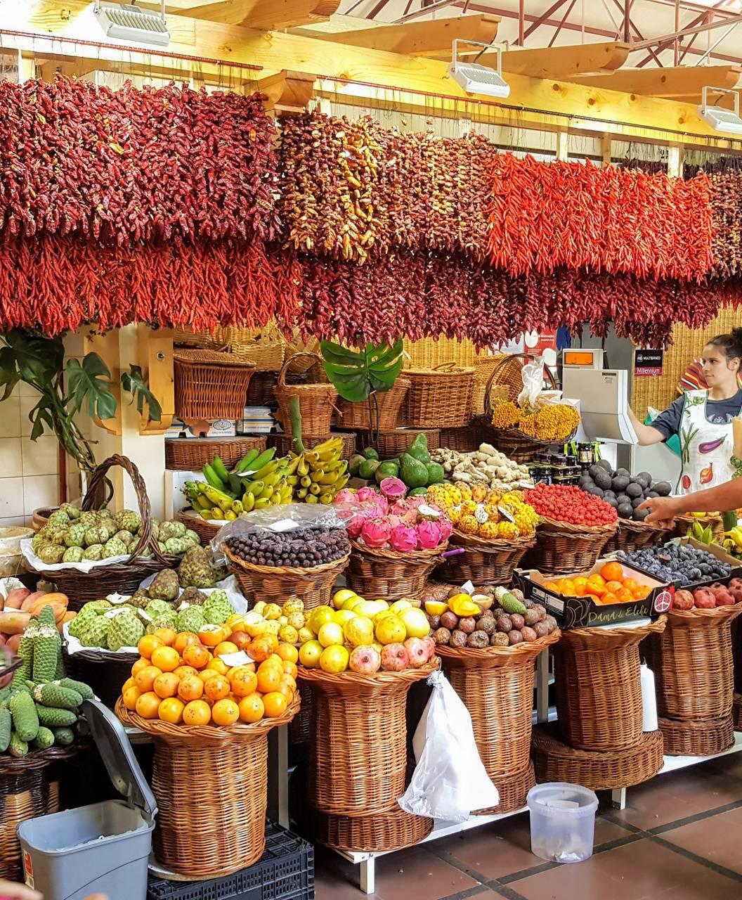 Madeira Market