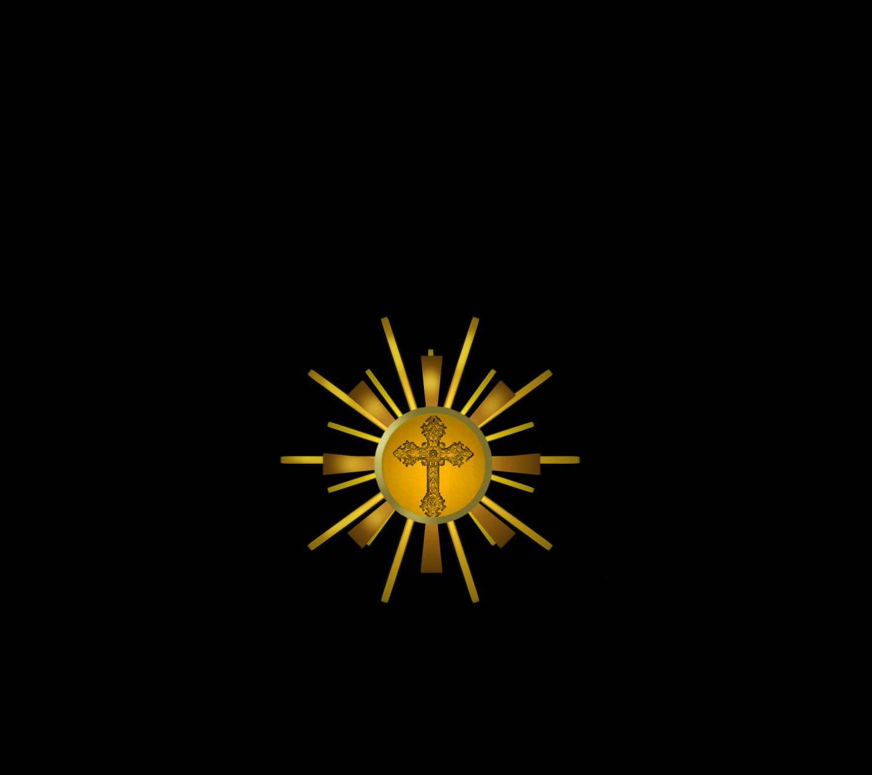 Golden Star Cross