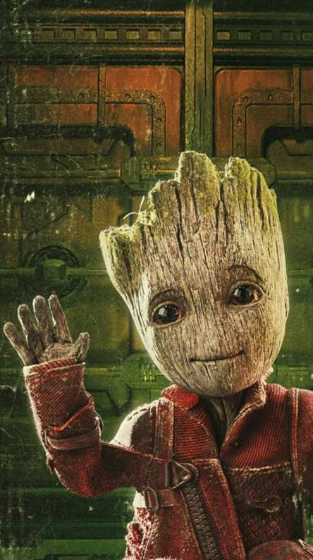 Groot Ringtones and Wallpapers - Free by ZEDGE™