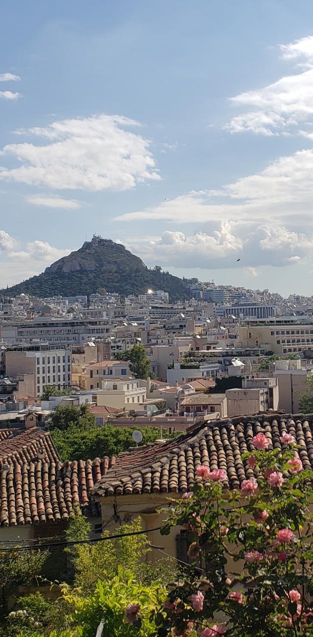 Athens garden