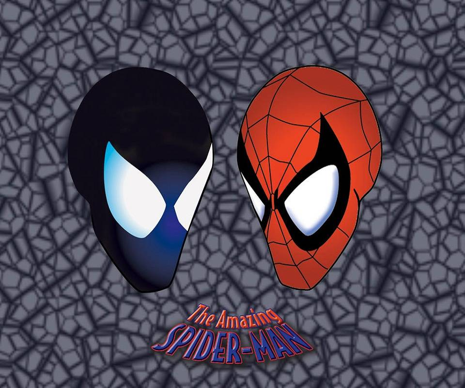 Spidey And Symbiote