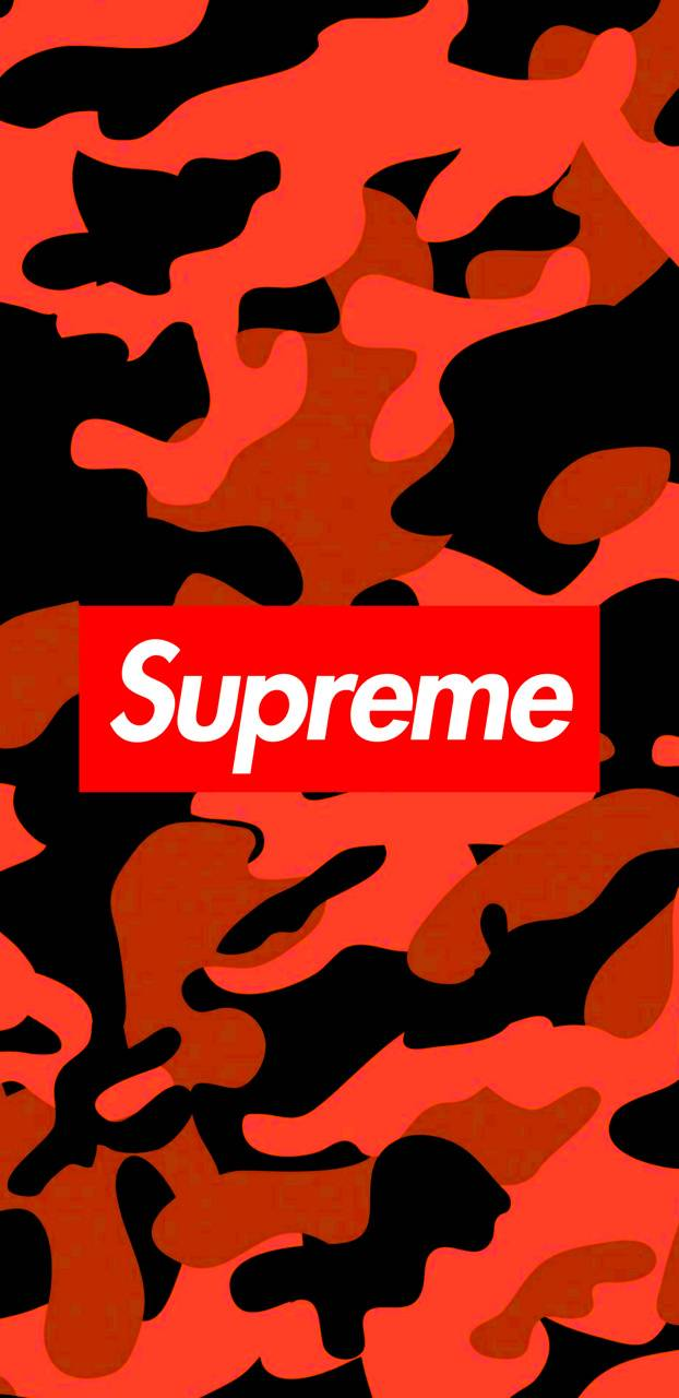 Supreme Camo