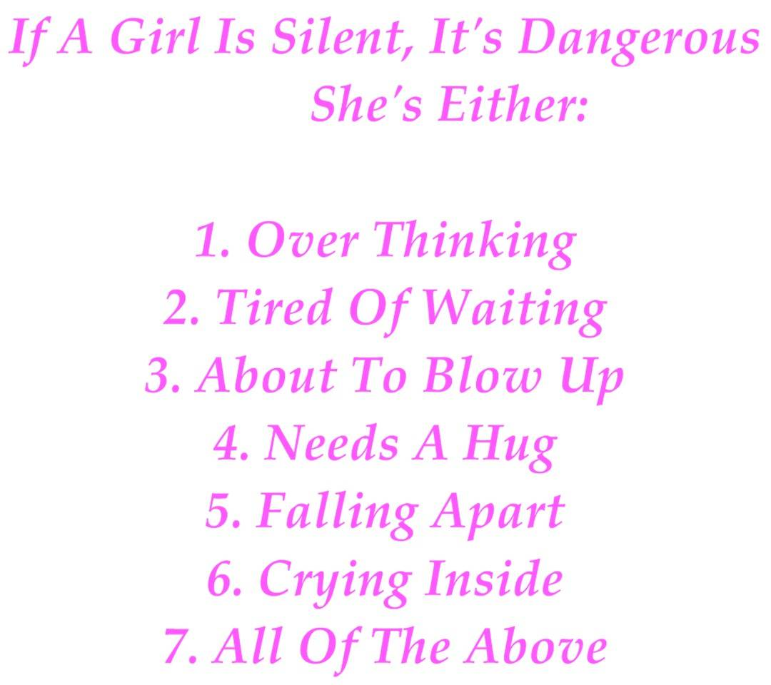 If a Girl is Silent Wallpaper by _RoHaN__DeSaI_ - 0e
