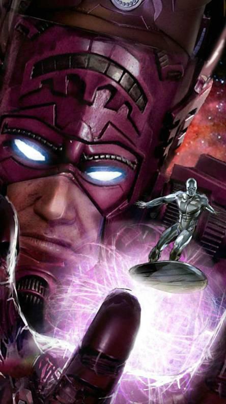 Galactus - Silver S