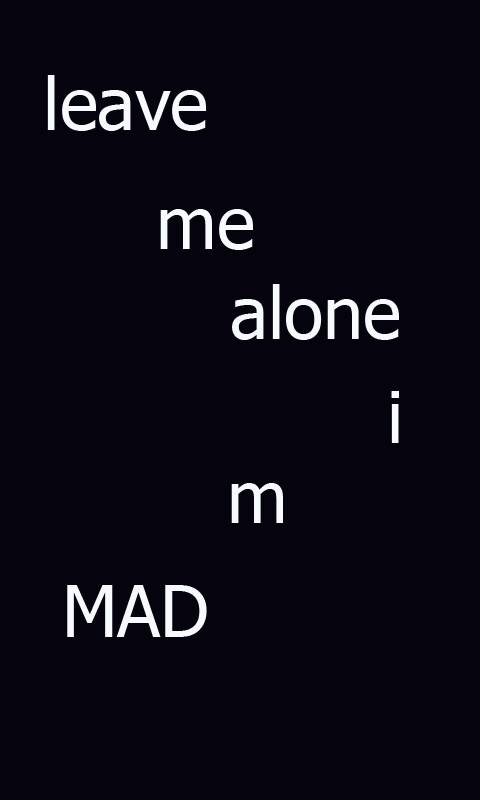 I M Mad
