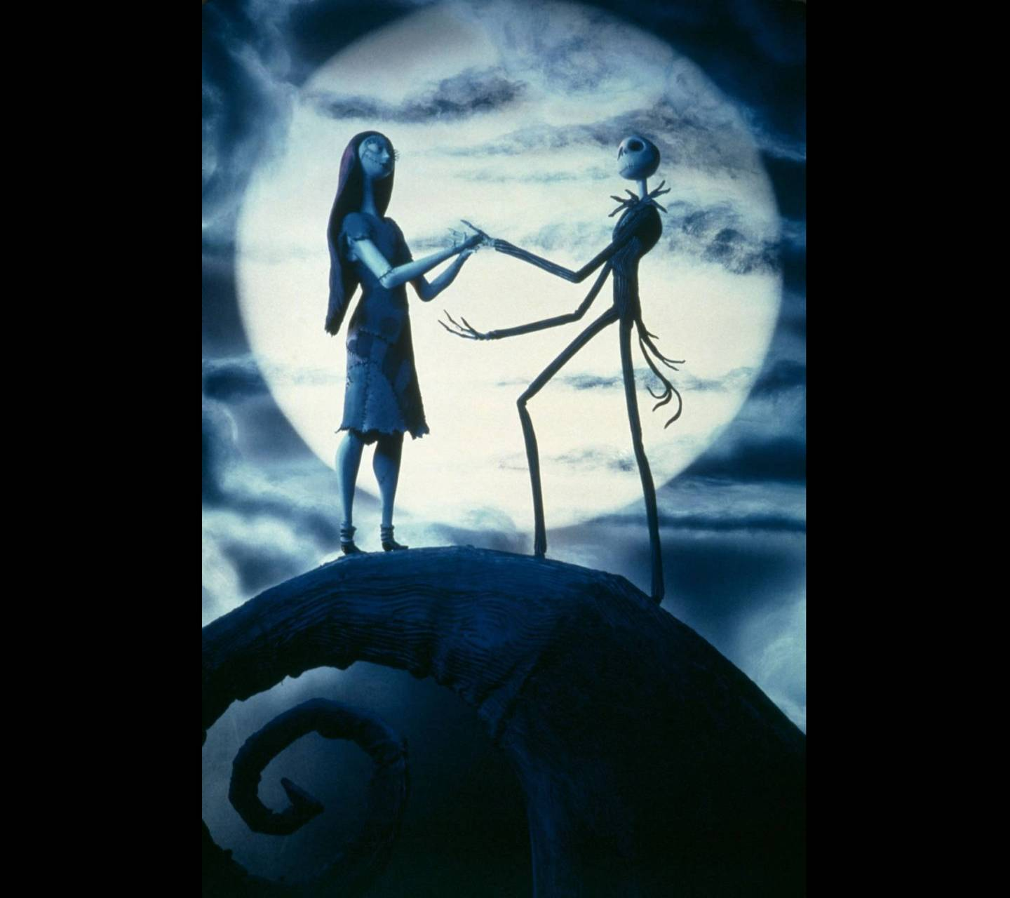 Jack and Sally Wallpaper by T_Regis - 57
