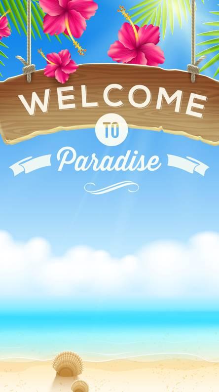 Summer paradise