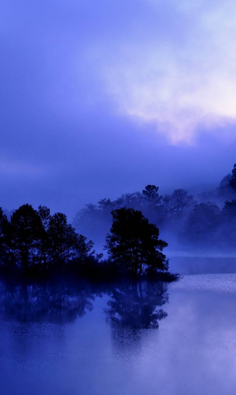 Japan lake