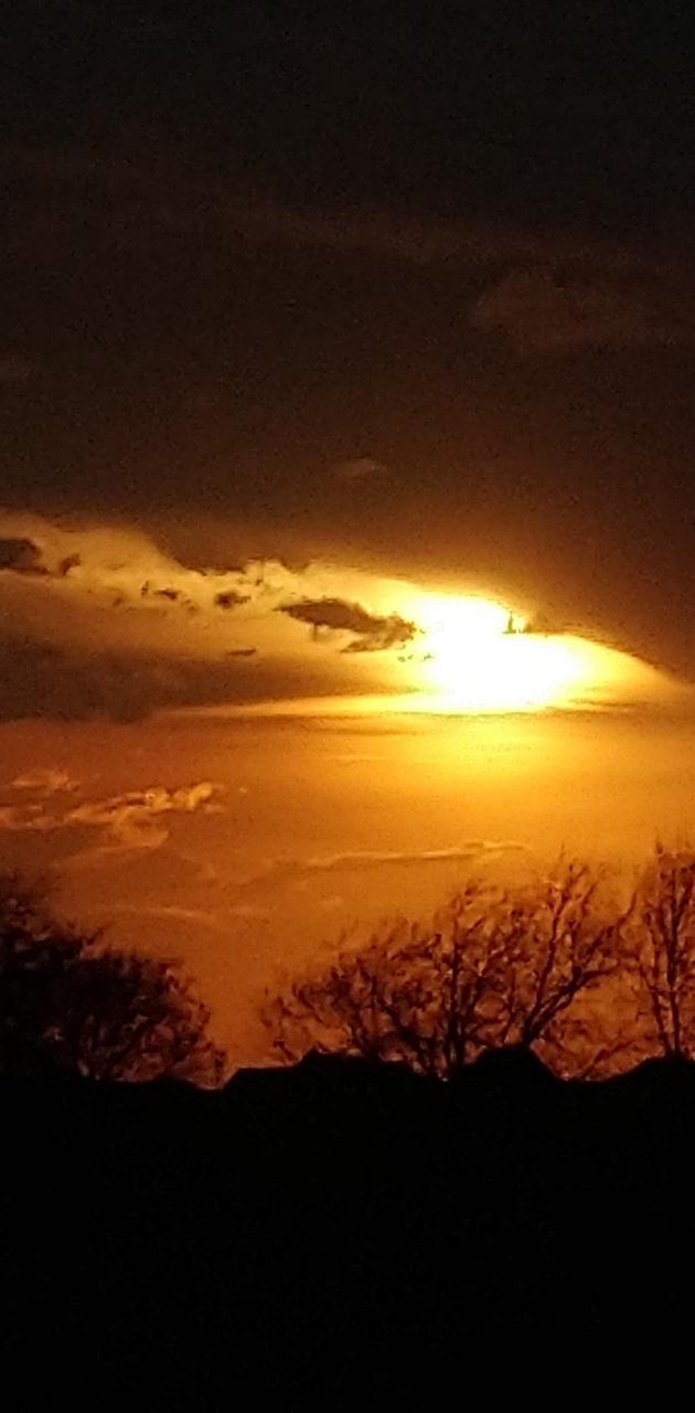 Texas Golden sunset