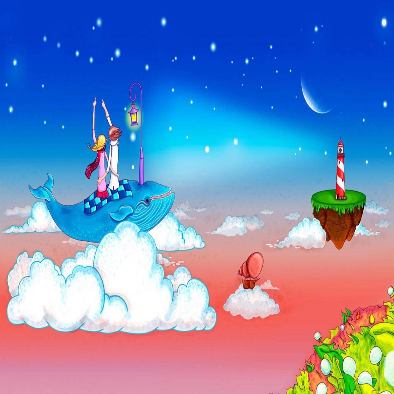 Dreamland animation