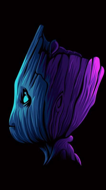 Groot - Amoled Wall