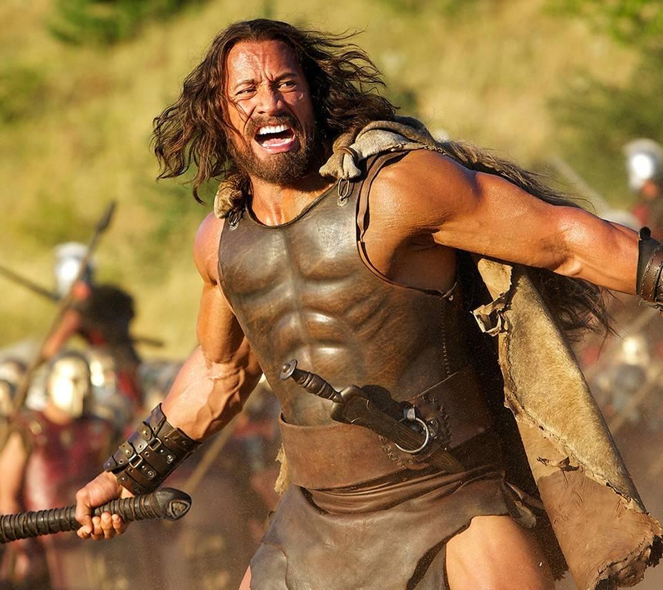 Hercules - The Rock